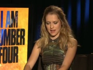 Teresa Palmer - Interview Teresa Palmer (Anglais)