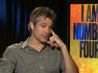 Timothy Olyphant - Interview Timothy Olyphant (Anglais)