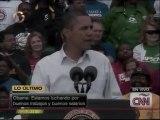 Obama incentiva nuevos empleos en EEUU
