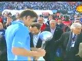 Uruguay vs Paraguay - Final de la Copa America 2011 - Festejos