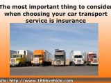 Car Transport Services | Dealing With Car Transport Services The Right Way