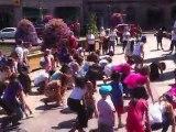 Flashmob MJC Onet  et MJC Rodez