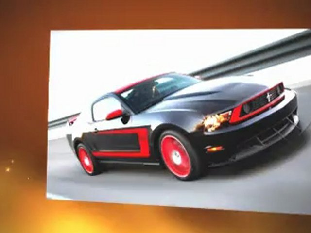 Future Ford Clovis 2012 Ford Mustang