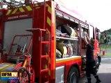 Pompiers français aux commémorations du 11/9