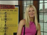 Gwyneth Paltrow reunited with Matt Damon