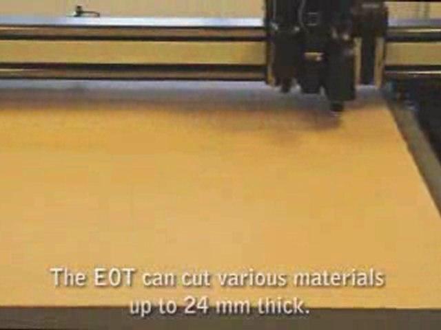 SUMMA F1612 Cutter/Traceur de découpe