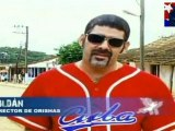 """Roldán González (Orishas) - Entrevista en Paz Sin Fronteras """"Cuba"""" (Cosita Buena 2009)"""