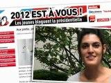 Présentation Blog 2012 Les jeunes et la présidentielle