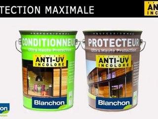 Le SYSTÈME ANTI-UV INCOLORE BLANCHON: une révolution pour vos bardages