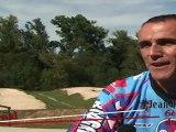 BMX : pas de nouvelle médaille pour Jean-Renaud Ducos