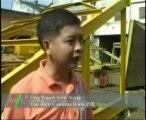 Chương trình thời sự đưa tin về Hitechco xuất khẩu trạm trộn sang Campuchia.flv