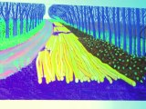 David Hockney exhibition to feature iPad drawings