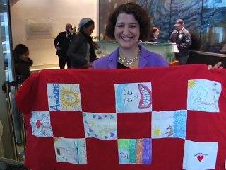IFV News: Lisa Honig Buksbaum & Soaringwords.org - helping ill children and their families