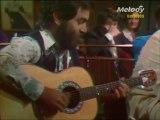 Marcel Dady dans - Georges Brassens  Pour Un Air De Guitare - doc TV 1975