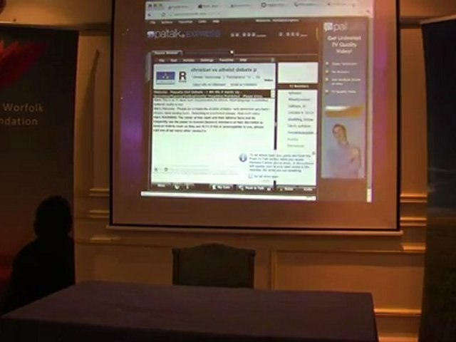 Michael Burgess - Web Technologies for Societies