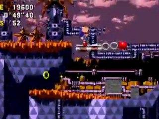 Debut Trailer de Sonic CD