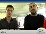 Interview de Eric DEMEYER et Steven LEPRIZE,Arca du réseau Ile-de-France Initiative by New3S