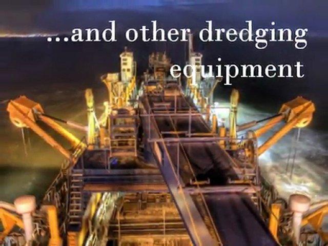 Dredge Yard  – dredge equipment & dredging technology