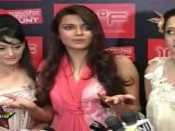 Hot Mahi Vij & TV Hotties At '109 Degree F' Fashion Show