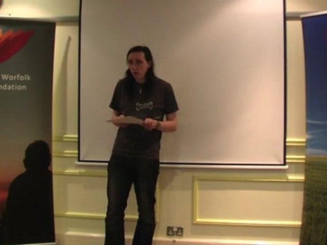 Chris Worfolk - Humanist Action Group