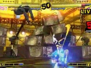 PV 01 de Persona 4 Arena