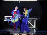 Fabuleux spectacle de magie au camping les Mimosas à Narbonne