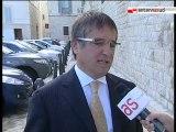 TG 05.10.10 Trani, riapertura dello stabilimento I.Da.Pro: è solo questione di ore