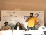 """Wasim Jaffer Launched The """"Videocon D2H Sports 360 Cup"""" Trophy"""