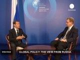 "Dmitri Medvedev : ""La situation en Syrie ne doit pas..."