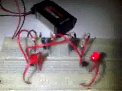 Flashing LED