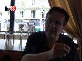 Interview de Morgan Sportès pour Rue89