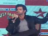 Hrithik Roshan Speaks ABout Dancing Talent Of India & Abroad
