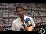 Del Piero, Conte e Buffon soddisfatti del nuovo stadio - VideoDoc. Il nuovo impianto di Torino esalta i calciatori della Juventus