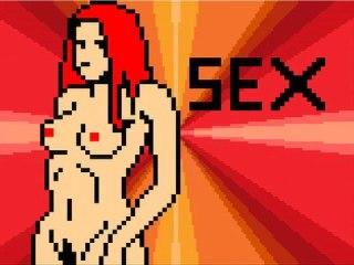 "dDamage - ""Shex Savage"" (pixel art by 2080)"