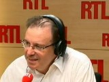 """Thierry Desseauve, co-auteur du """"Guide Bettane et Desseauve des vins de France 2012"""", était l'invité de """"RTL Midi"""" (9 septembre 2011)"""