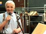 Charles Aznavour, un mois de concerts à l'Olympia
