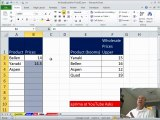 "Dueling Excel- ""Price Beneath Lookup Value"": #1424"