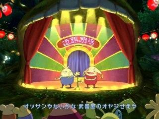 manzai comedy video de Ni no Kuni : La Vengeance de la Sorcière Céleste