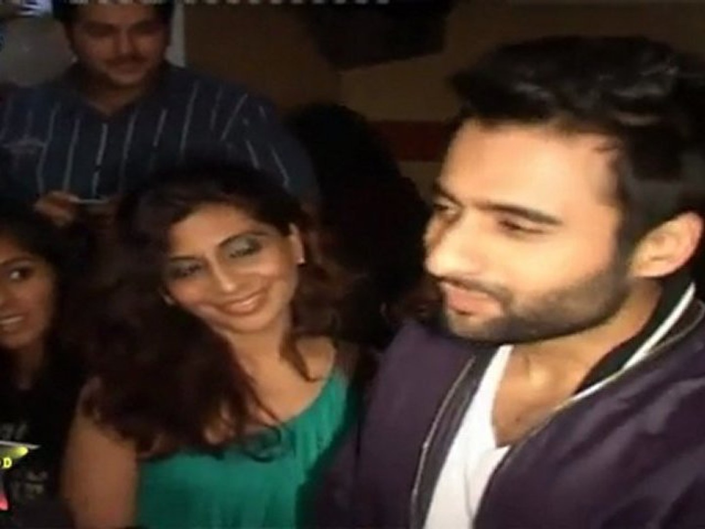 Jacky Bhagnani & Zayed With Pretty Aanchal Gupta At Dance Festival