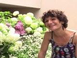 Isabelle Monforte, de l'Ovlej, analyse les données statistiques en lien avec le non-départ