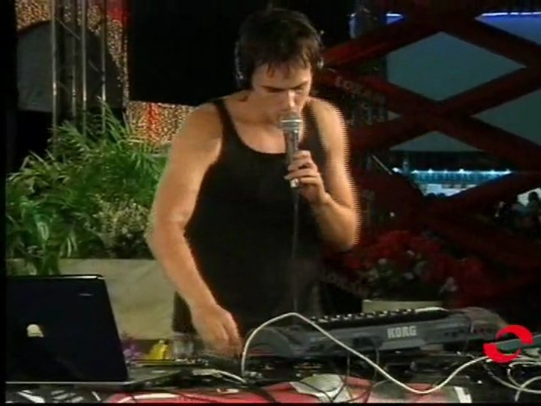 El show sonoro de Beat Mac