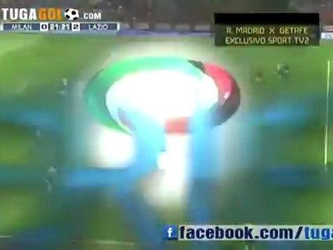 To Goal tou Cisse kontra sti Milan