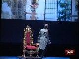 TG 02.12.09 Bari Teatroteam, tutto esaurito per Corrado Guzzanti