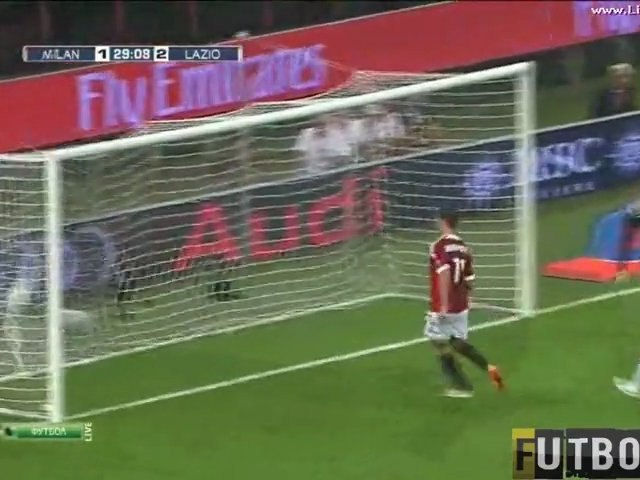 Milan - Lazio 2:2
