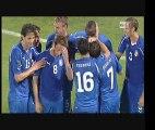 Italie vs Slovénie 1-0 Qualifs EURO 2012 Pazzini Gol