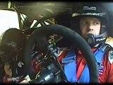 Evgeny Novikov Crash, Rally Australia (WRC 2011)