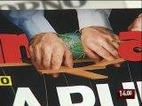 TG 05.02.10 Patrizia D'Addario e il milione in banca