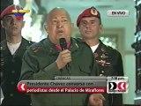 Chávez reta a Obama a presentar pruebas