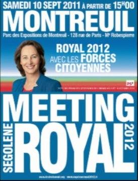 Grand rassemblement républicain à Montreuil le 10 septembre à partir de 15 heures