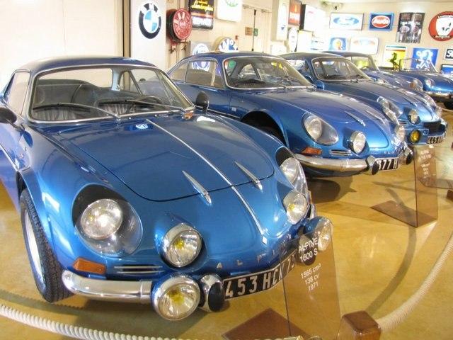Le Manoir de l'Automobile Lohéac 2011